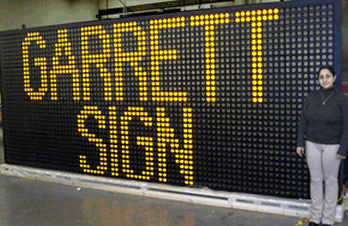 Garrett Sign Image