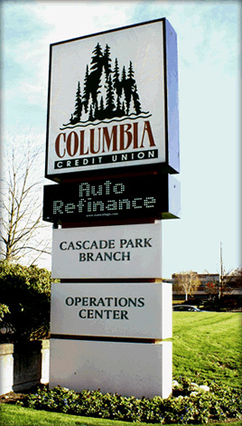 Columbia Credit Union Image