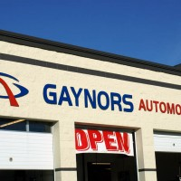 Single faced non-illuminated fascia sign with dimensional individual letters.