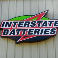 A single faced illuminated fascia sign.